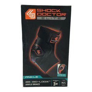 Shock Doctor Mcdavid Bio-Logix Ankle Brace, Ankle